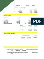 fórmulas contabilidad financiera