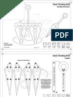 Kunai Throwing Knife Foamsmith Template - Lumin's Workshop.pdf