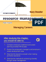 HRM career planning
