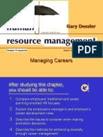 HRM career planning