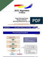 Ecc Algorithm for Web 512b