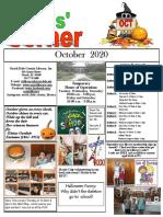 10.2020 October Kids Corner