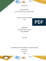 Paso 2- Desarrollar Taller de Control de Lectura- Liceth Nvarro- Grupo 408.docx