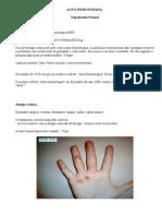 Auto-hemoterapia cura Alergia Cronica de Pele