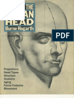 Burne Hogarth - Drawing the Human Head