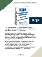 IFS Food 6.1 Implementation Workbook - Sample.pdf