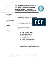 DESARROLLO DEL EJERCISIO 23 Y EXTRA