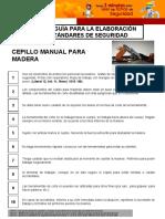 STD Cepillo Manual Madera.ppt