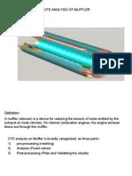 CFD Muffler