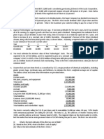 Sep 27- Practice Problems on Valuation and Cost of Capital.docx