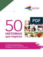 Revista Empresarialidad Femenina
