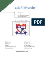 192032033 Sanjid Chowdhury Biochem-205 Final Assignment Gastrointestinal Hormones.docx