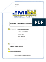 Sistema de Gas Lift Mediante Coiled Tubing