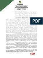 Portaria 871-2011