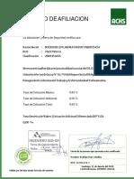 Punto 3 CERTIFICADO ADHESION ACHS 2020