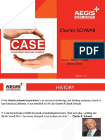 charles schwab corporation case study analysis