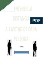 - METRO DE DISTANCIA