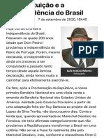 ConJur - A Constituição e a Independência do Brasil.pdf
