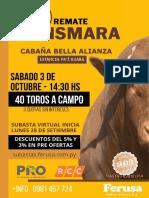 Bonsmara Bella Alianza - Pai Kuara