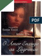 O Amor Enxuga as Lagrimas - Sonia Tozzi