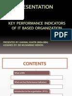 Key Performance Indicators of It Based Organization (2)