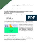 Análisis de tensiones sobre una presa trapezoidal sometida al empuje de un fluido.pdf