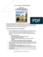 What is Natural Horsemanship-PDF