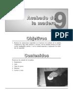 J. ACABADO DE LA MADERA (OPERARIO DE CARPINTERIA) Unidad 9. Pag. 93......100.pdf