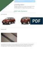 MazdaKonfigurator 95152661-83P-VO1 515111