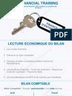 2- LECTURE ECONOMIQUE DU BILAN (1)