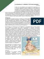 Neurofisiologia Del Aprendizaje y La Memoria