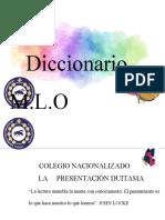 Diccionario  MLO
