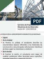 MC Sesión 04 Virtual - 2020-02 Ejercicios Propiedades No Mecánicas