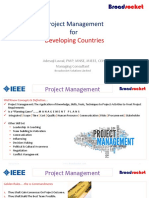 IEEE Nigeria Session PH Project Management Presentation