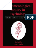 Rolf von Eckartsberg (auth.), Ron Valle (eds.) - Phenomenological Inquiry in Psychology_ Existential and Transpersonal Dimensions-Springer US (1998).pdf