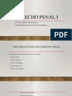 DERECHO PENAL I (1)