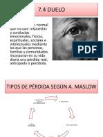 7.4 EL DUELO