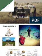 INTRODUÇÃO À LITERATURA REALISTA