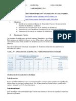 LABORATORIO N° 6 PROPIEDADES DE LAS UNIDADES DE ALBAÑILERÍA