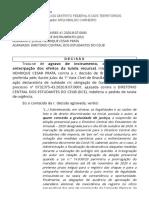 Justiça do DF rejeita pedido mantém eleição para DCE do UniCeub para sábado