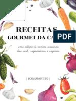 Receit as Gourmet Da Cam Is