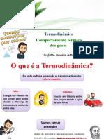2º FÍSICA- Aula 01 - Termodinamica - 2C