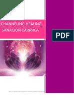 Curso Channeling Healing y sanacion Karmica
