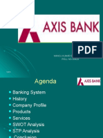 AXIS BANK ppt