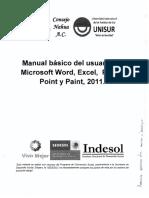 Manual Básico del Usuario de Microsoft Word, Excel, Power Poin.pdf