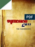 Symbhav 2011- The Handbook