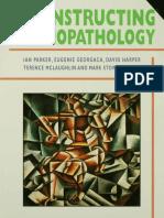 Ian Parker; et al Deconstructing psychopathology (1).pdf