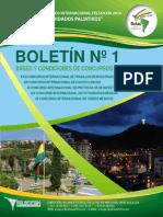 Boletín Científico del CCI Cochabamba 2016