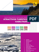 Catálogo de Atractivos Turísticos Habilitados en La Paz