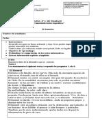 Guía 1 U 3 Lenguaje 3 básico